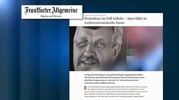 Вальтера Любке могли убить ультраправые