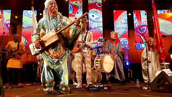 Εσσαουίρα: Η μεγάλη γιορτή της μουσικής Γκνάουα