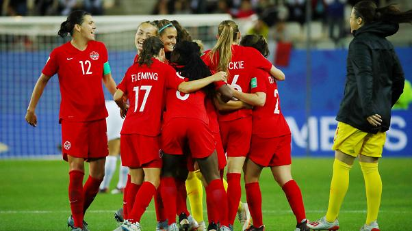 Canada joins the Netherlands in knockout stage after beating New Zealand