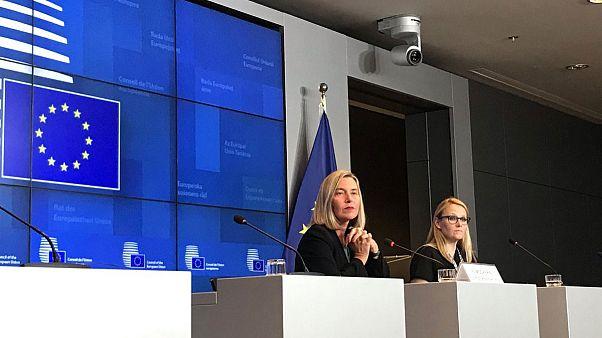 Contención de la UE frente a las presiones de EEUU sobre Irán
