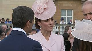 Duchess of Cambridge inspires sustainable fashion at Ascot