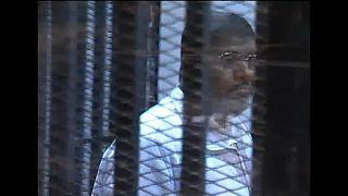 Mohammed Morsi morre em tribunal