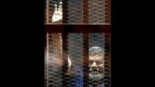 A bíróságon hunyt el Muhammad Morszi volt egyiptomi elnök