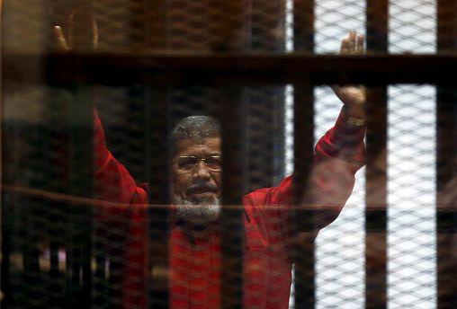 Egypt's former president Mohamed Mursi has died in court: Public prosecutor