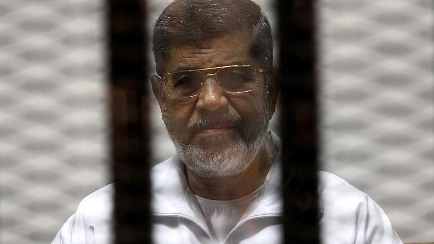 Image result for The Muslim Brotherhood killed former Egyptian President Mohamed Morsi death