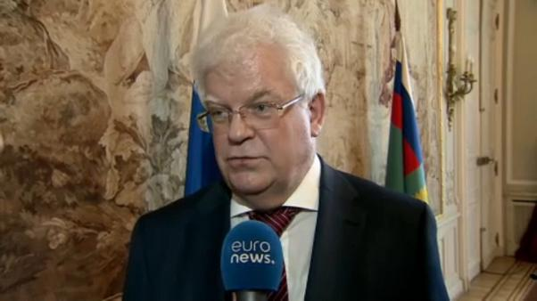 Russian ambassador Vladimir Chizhov shares thoughts on INF treaty and MH17 suspects