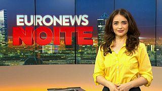 Euronews Noite   As notícias do Mundo de 17 de junho de 2019