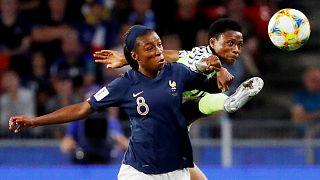 España pasa a octavos del Mundial femenino