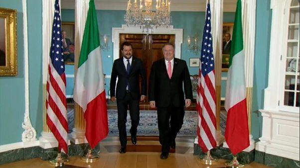 Salvini szövetséget kötne Washingtonnal