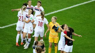 South Korea out of the women's World Cup after Norway defeat