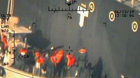 Iran: US sends more troops but Trump calls oil tanker attacks 'minor'