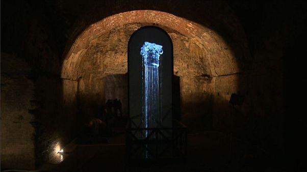 La ville de Rome vous invite dans les entrailles des thermes de Caracalla