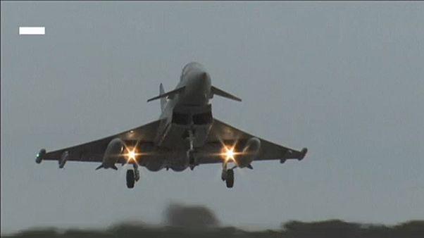 Des avions militaires russes interceptés près des pays baltes