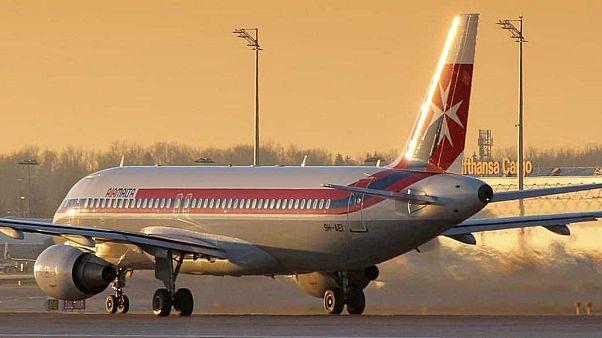 Talpra (sz)állt az Air Malta