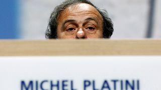 WM-Vergabe an Katar: Ex UEFA-Chef Platini in Polizeigewahrsam