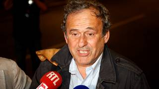 Platini was released in the early hours after questioning by prosecutors