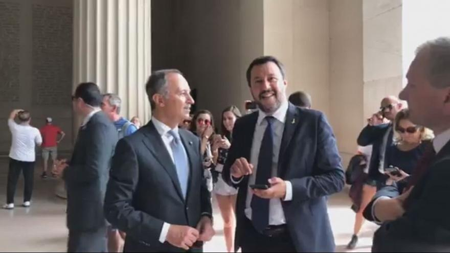Salvini, gaffe su Rocky: la scalinata non è a Washington ma a Philadelphia