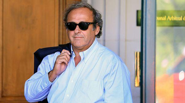 Yolsuzluk suçlamasıyla gözaltına alınan Michel Platini sorgusunun ardından serbest bırakıldı