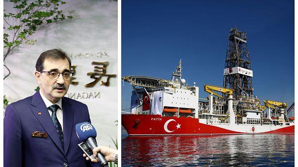 """Υπ.Ενέργειας Τουρκίας: """"Στα 3000 μέτρα η γεώτρηση του Πορθητή"""""""