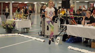 برگزاری مسابقات کلهاسب سواری در فنلاند