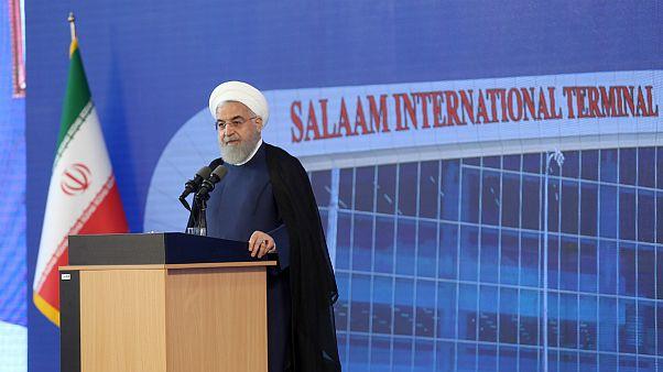 روحانی: با هیچ ملتی نمیجنگیم