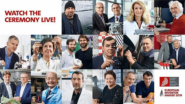 Watch: European Inventor Awards honour innovators changing the future