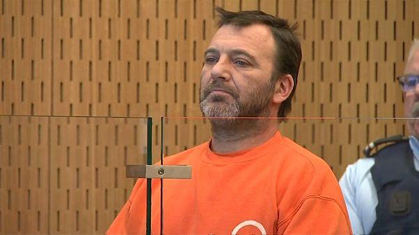 Christchurch katliamının görüntülerini paylaşan Philip Arps'a 21 ay hapis cezası