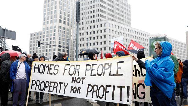 Berlin Senatosu kira tasarını onayladı: 5 yıl artış olmayacak