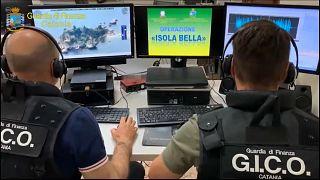 На Сицилии задержаны предполагаемые члены мафии
