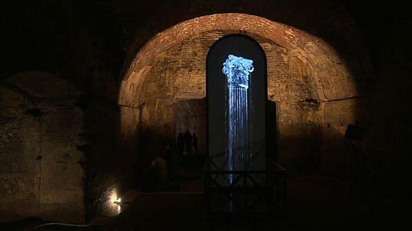 Caracalla-Thermen: ein Ausflug in die römische Unterwelt