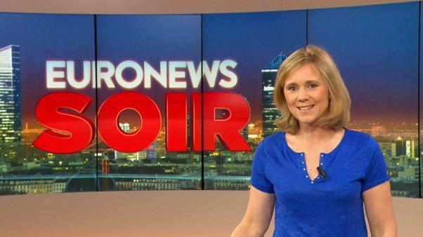 Euronews Soir : l'actualité du 18 juin 2019