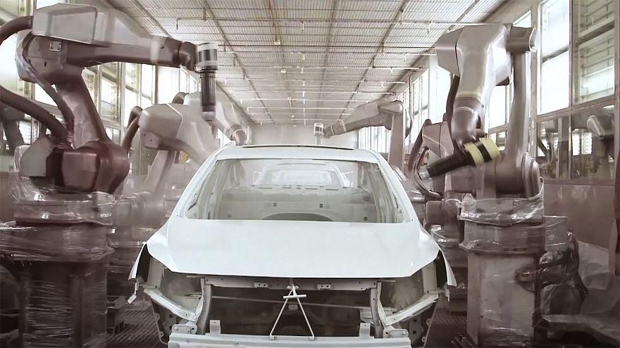 Kutaisi punta sull'economia green con auto elettriche
