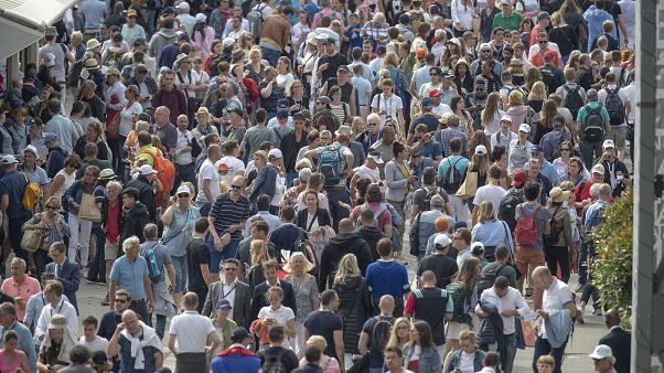 ¿Cuántas personas vivirán en la Unión Europea en 2020?