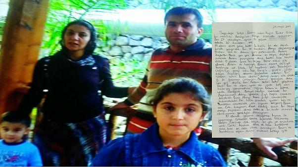 Rujin Batur: Annesini IŞİD'in katliamında kaybetti, babası sosyal paylaşımları nedeniyle hapiste
