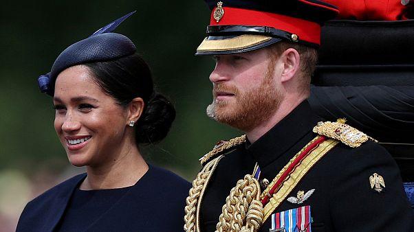 Prens Harry için 'ırkına ihanet etti' diyen gence 4 yıl 3 ay hapis cezası