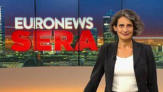 Euronews Sera   TG europeo, edizione di martedì 18 giugno 2019