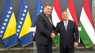 Orbán-Dodik találkozó