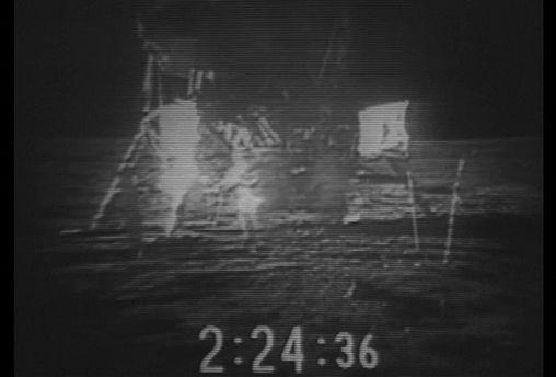 Il a marché sur la Lune il y a 47 ans, il raconte
