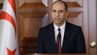 Kudret Ozersay Anadolu Ajansı
