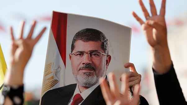 الرئيس الراحل محمد مرسي