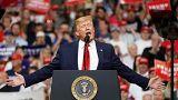 """Keep America great"", le nouveau slogan de Trump"