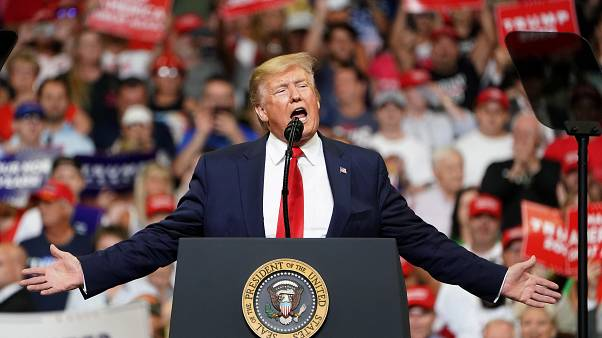 Trump kick starts 2020 re-election campaign