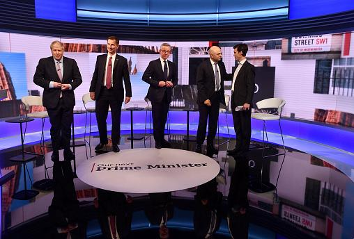 Remaining Tory candidates face off in second debate