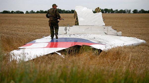 """17 июля 2014 года в 50 км от границы с Россией разбился """"Боинг"""", летевший рейсом MH17"""
