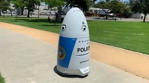 Robotzsaru Kaliforniában