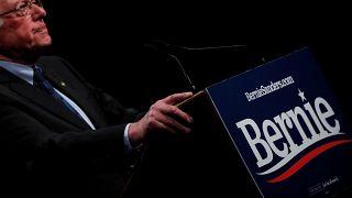 Sanders: é preciso impedir reeleição de Trump