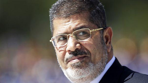 محمد مرسي الرئيس المصري السابق