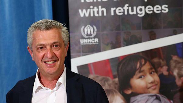 Quase 71 milhões de deslocados no mundo em 2018