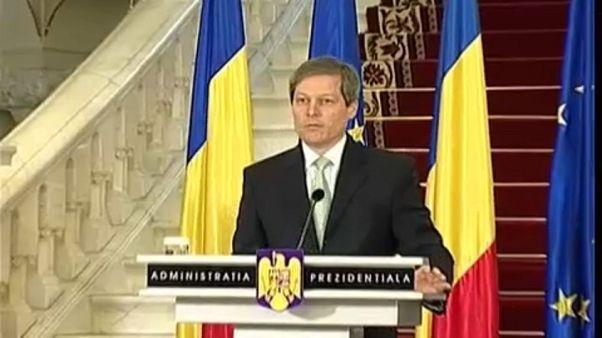 El rumano Dacian Ciolos ha sido elegido para liderar a los liberales