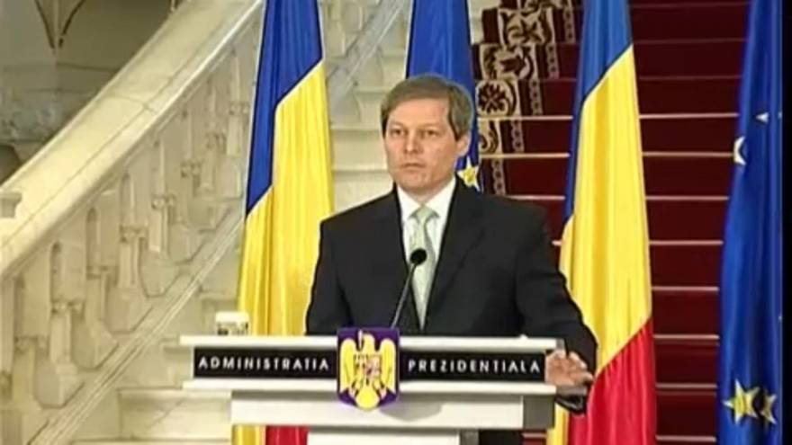 Rumäne Ciolos neuer Fraktionschef der EU-Liberalen